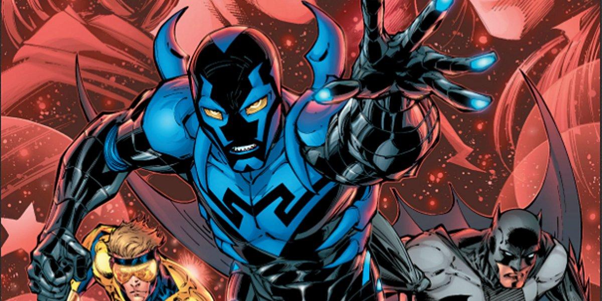 Фильм DC's Blue Beetle сделал большой шаг вперед