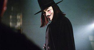 V for Vendetta arrives on Tubi in November.