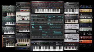 Roland Cloud Apple M1