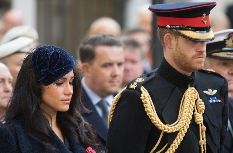 prince harry heartbreaking speech royal split