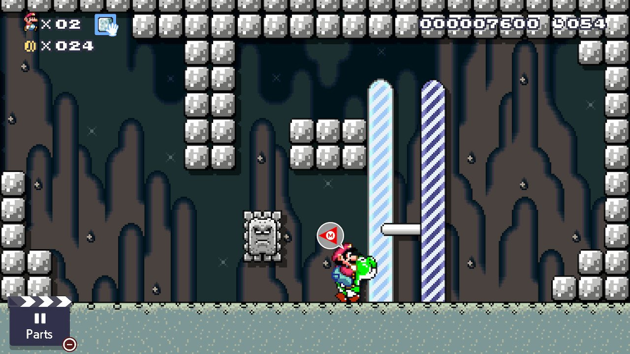 Super Mario Maker 2 Buried Stones: How to beat the Buried