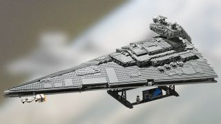 Lego's Giant New Imperial Star Destroyer Is Simply Spectacular