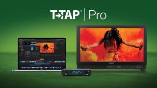 AJA T-TAP Pro