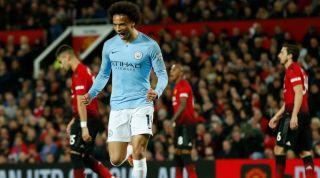 Leroy Sane Manchester United