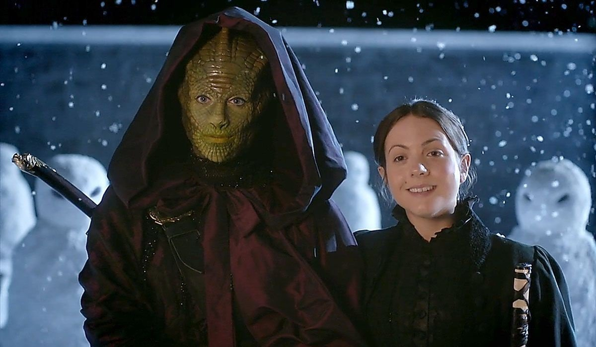 Madame Vastra And Jenny Doctor Who