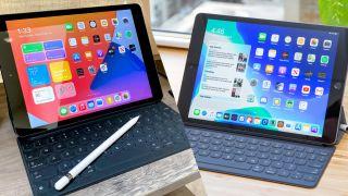 iPad 8 vs iPad 7
