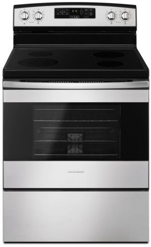 Amana Electric Range Review - Pros, Cons And Verdict