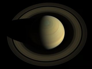 Saturn Mosaic in Natural Light