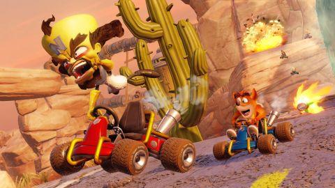 Crash Team Racing Nitro Fueled review: