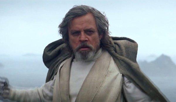 Luke Skywalker in The Force Awakens