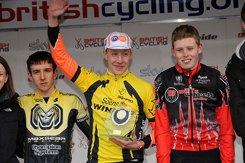 Joshue Edmondson tops podium, Eddie Soens Memorial Road Race 2010