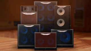Two Notes Audio Engineering Ashdown bass cabs