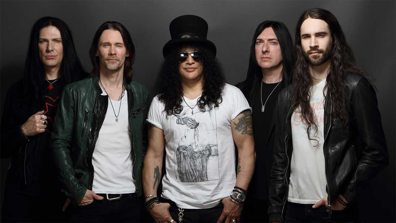 Slash ft Myles Kennedy And The Conspirators announce Living The Dream live package | Louder