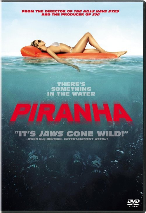 Piranha 3D Eats Its Way Into Homes This Month #15612