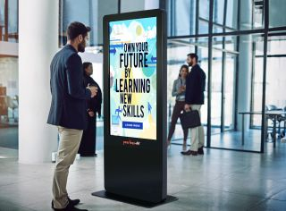 Peerless-AV Showcases AV Solutions at the 2018 Digital Signage Expo