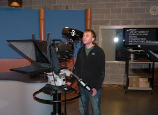 University of North Texas Students Produce New Sitcom with User-Friendly Gear.
