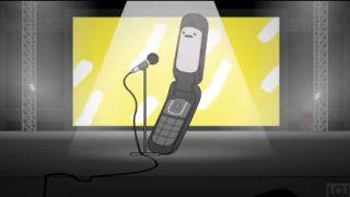 flip phone song