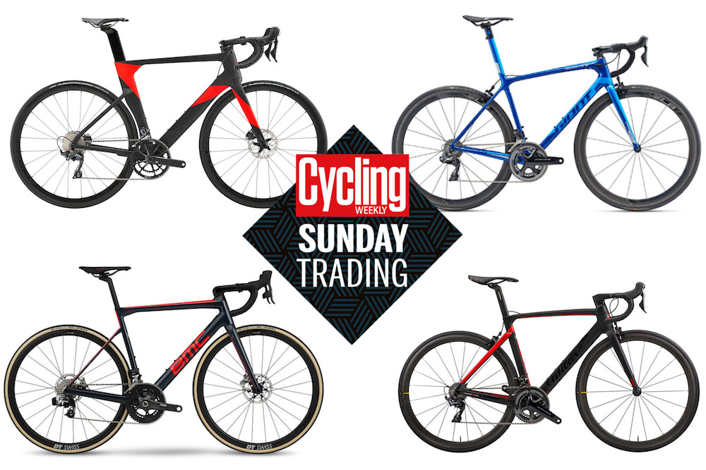Sunday Trading new bike special: bargains on top name brands