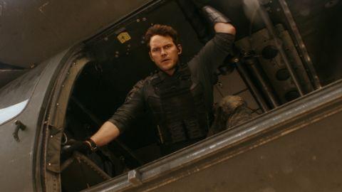 "Chris Pratt in ""The Tomorrow War"" on Amazon Prime Video."