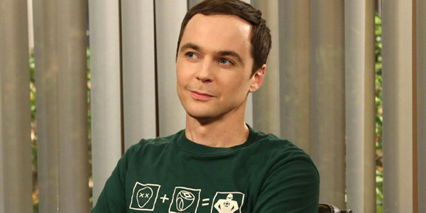 Jim Parsons as Sheldon Cooper on The Big Bang Theory on CBS