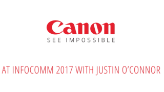 Canon U.S.A.'s New Award-winning 4K Laser Projector and Innovative Partner Solutions