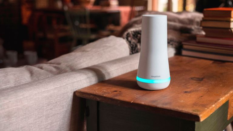 best home security system: Simplisafe Shield