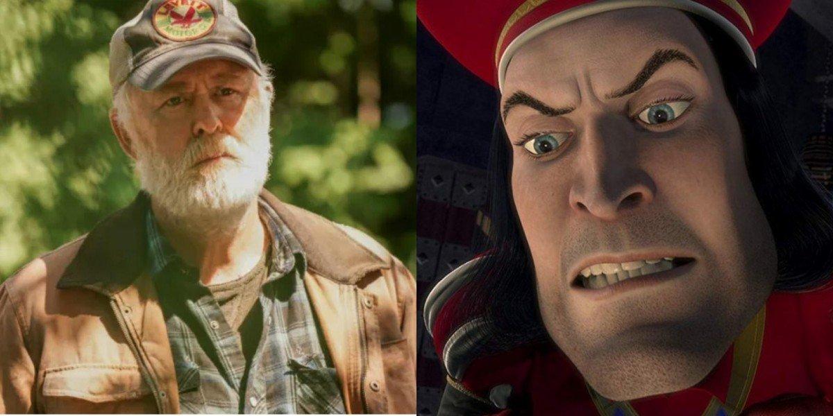 John Lithgow - Pet Sematary (2019)/ Lord Farquaad from Shrek
