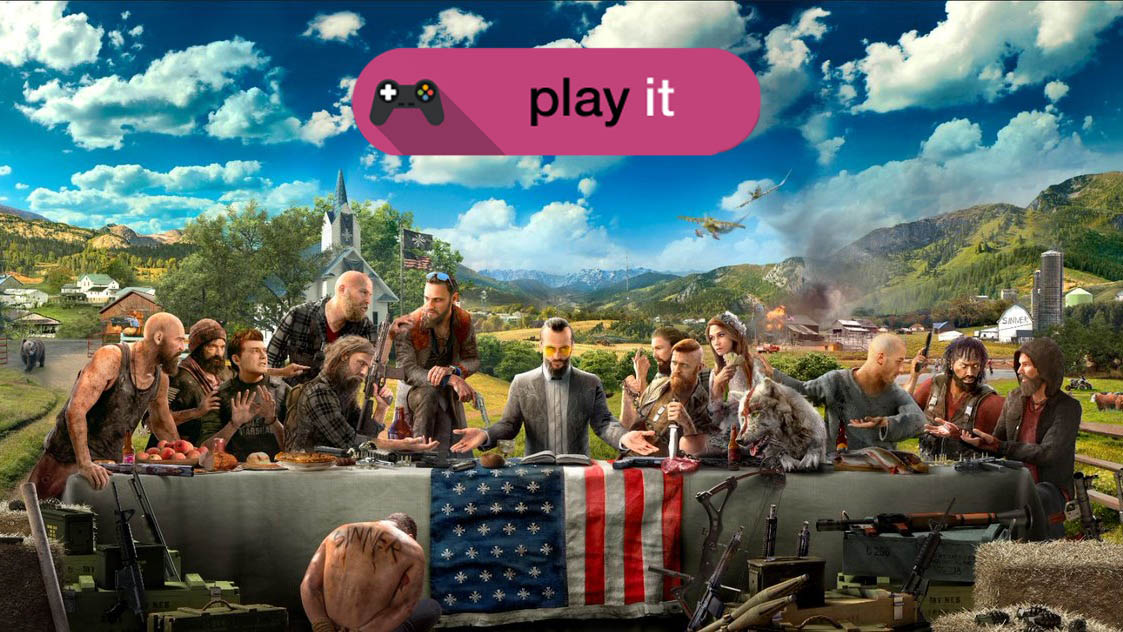 Far Cry 5 Review An American Tale Techradar