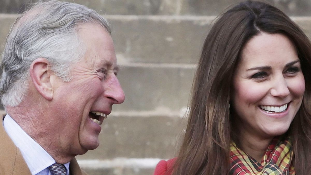 Prince Charles' adorable nickname used by Kate Middleton at G7 summit, revealed by lip reader