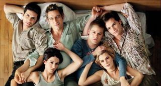 The cast of Queer as Folk (2000).