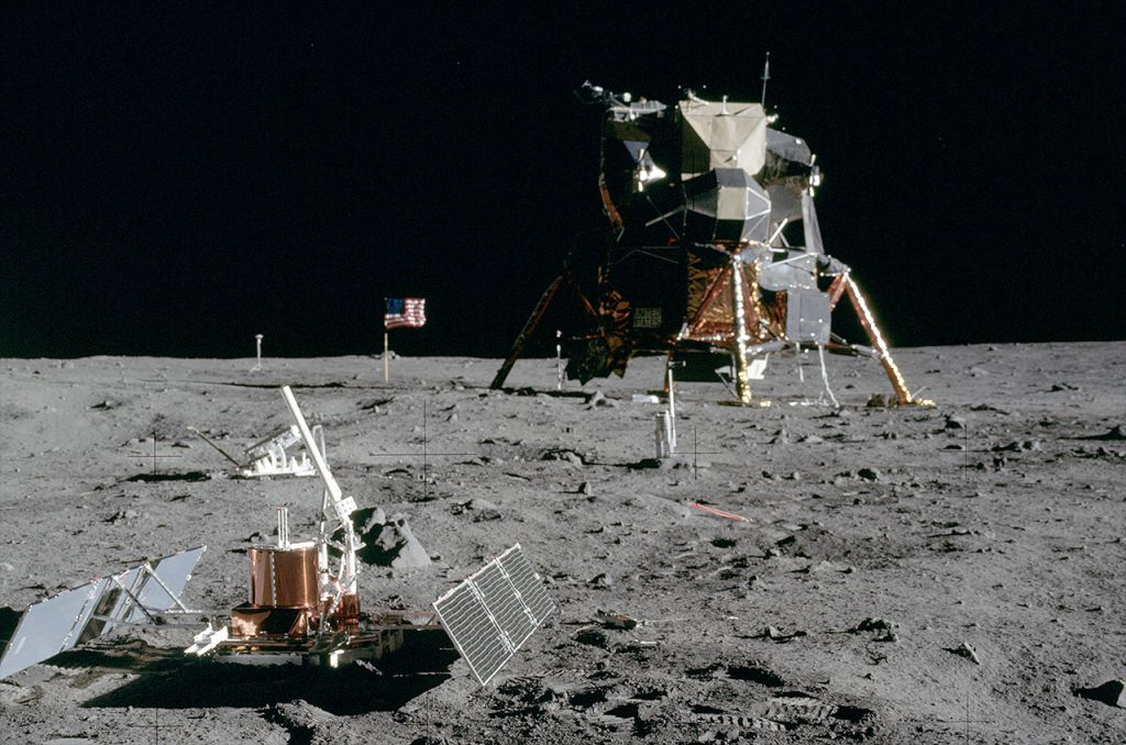 New law is first to protect Apollo sites from future moon missions