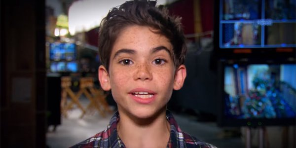 Disney Channel For Cameron tribute video screenshot of Cameron Boyce from Jessie