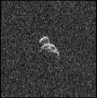 Asteroid 2006 DP14