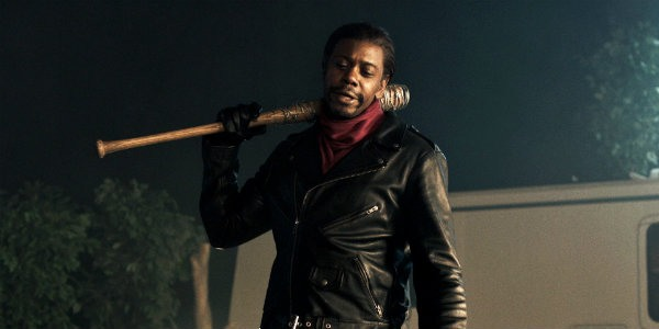 Dave Chappelle Negan Ride With Norman Reedus The Walking Dead