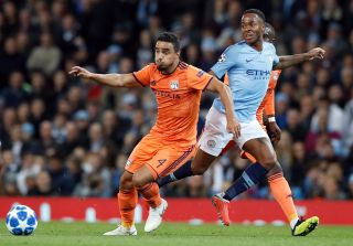 Manchester City v Lyon – UEFA Champions League – Group F – Etihad Stadium