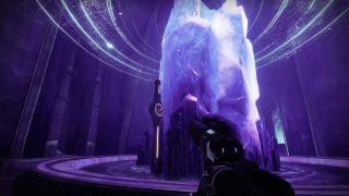 destiny 2 season of the lost a hollow coronation exotic quest atlas skews