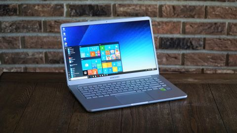 Samsung Notebook 9 review: long life, fast performance review