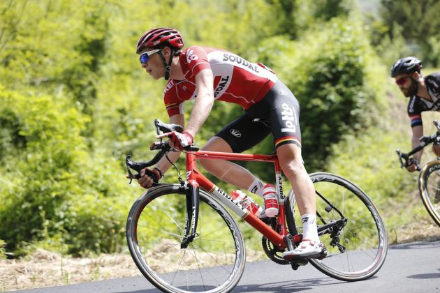 Stig Broeckx continues remarkable recovery from life-threatening crash injuries