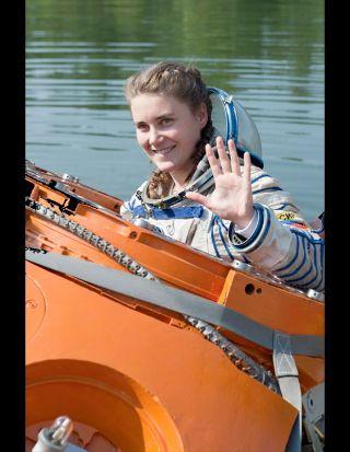 Cosmonaut Anna Kikina Reinstated as Cosmonaut Candidate