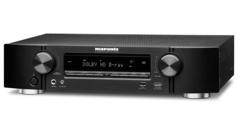 Marantz introduces NR1609 and NR1509 slimline AV amps | What Hi-Fi?