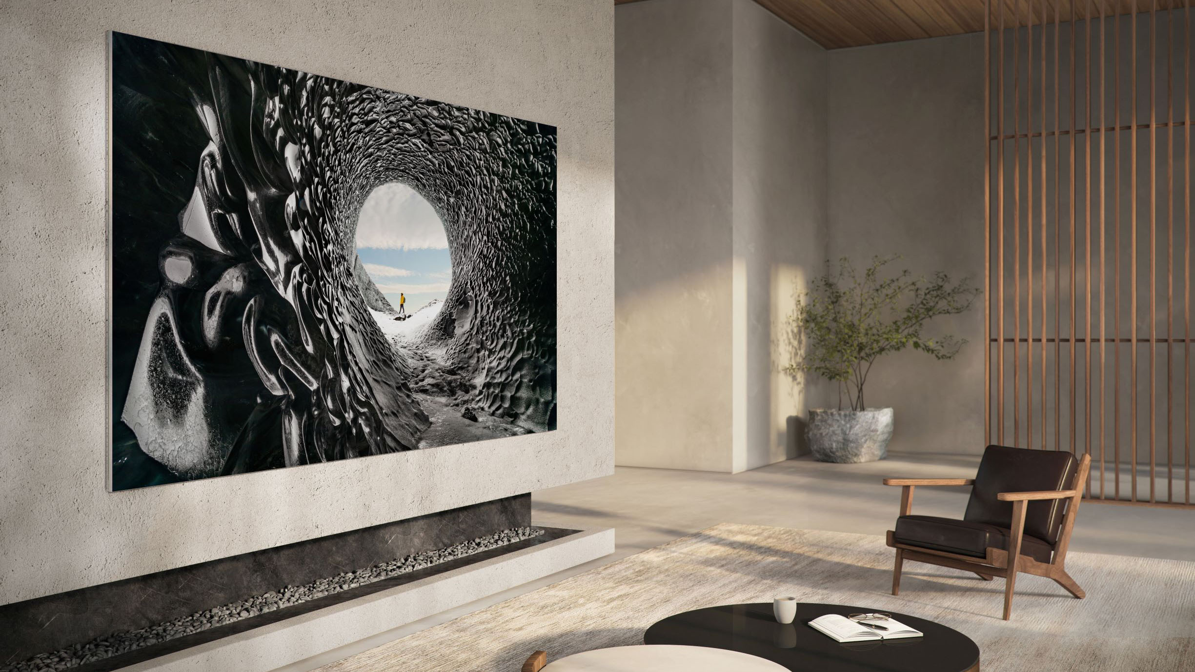Samsung The Wall MicroLED 2021 TV