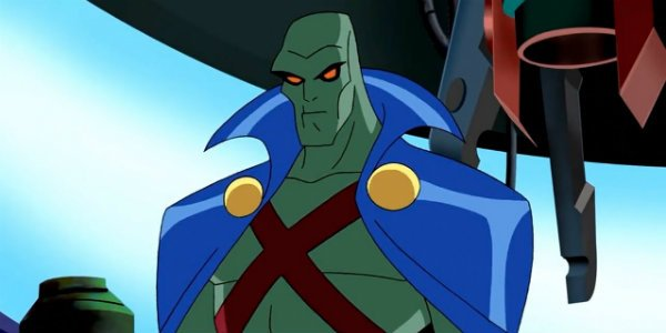 Martian Manhunter Justice League Carl Lumbly