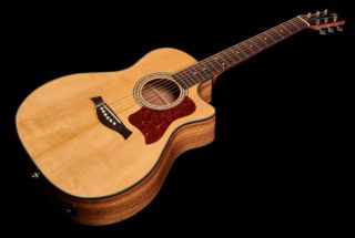 Harley Benton has unveiled the CLG-48CE Wide NT acoustic-electric