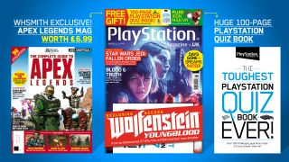 The Complete Guide to Apex Legends comes with OPM magazine at WHSmith outlets