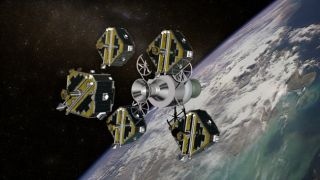 Storm Hunt: Spacecraft Quintet to Track Down Magnetic Field Tempests