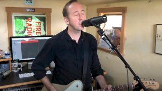 Jon Miller of Fire in the Radio