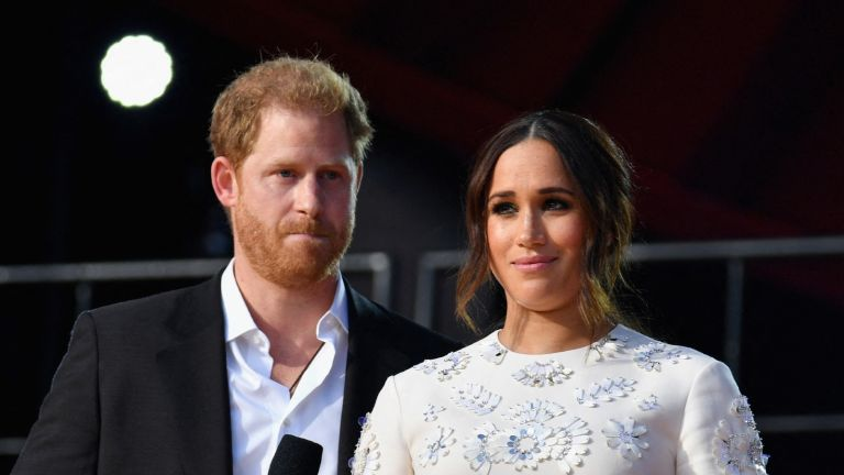 Meghan and Harry have faced strong criticism for flying back to California from New York on a private jet
