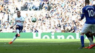Christian Eriksen Real Madrid Spurs