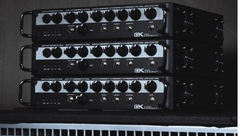 Gallien-Krueger Legacy 800 review