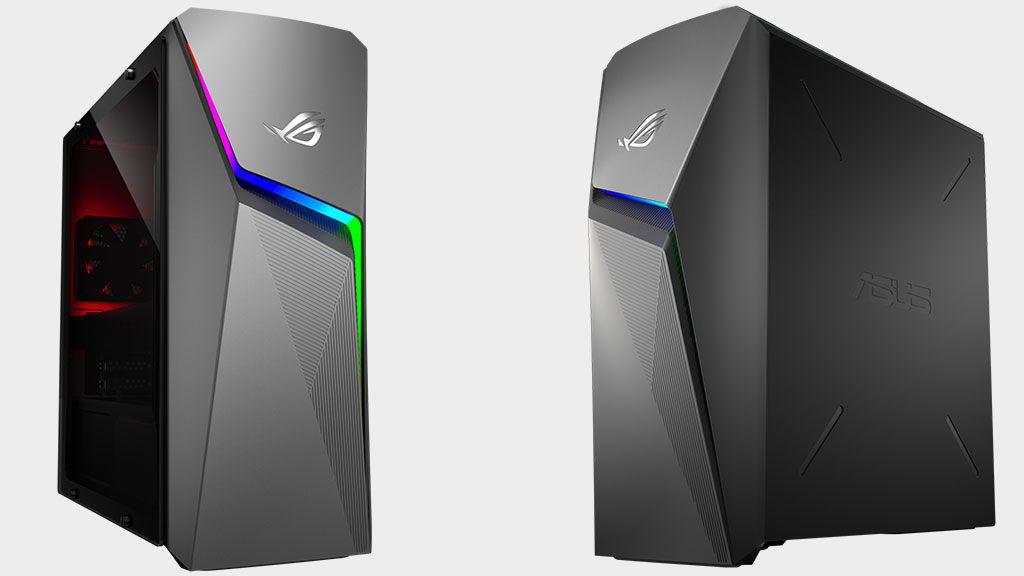 Blink and this Asus ROG Strix gaming PC with an RTX 2060 Super for $1,000 will be gone